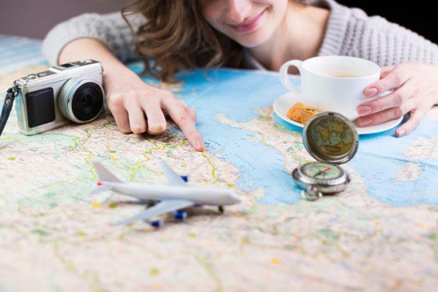 留学中の旅行