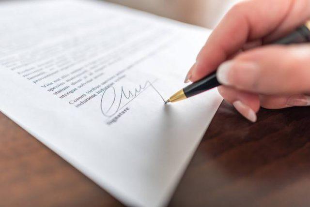 アルバイトの契約