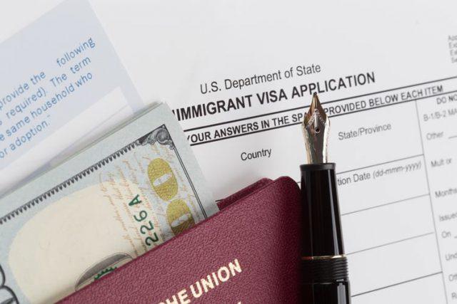 フランスのビザ申請