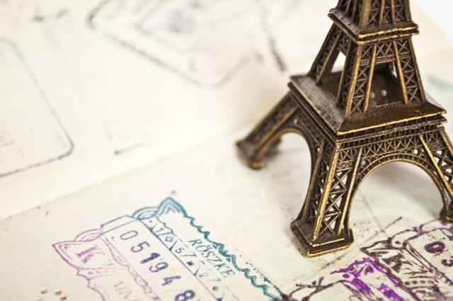 フランスのビザ