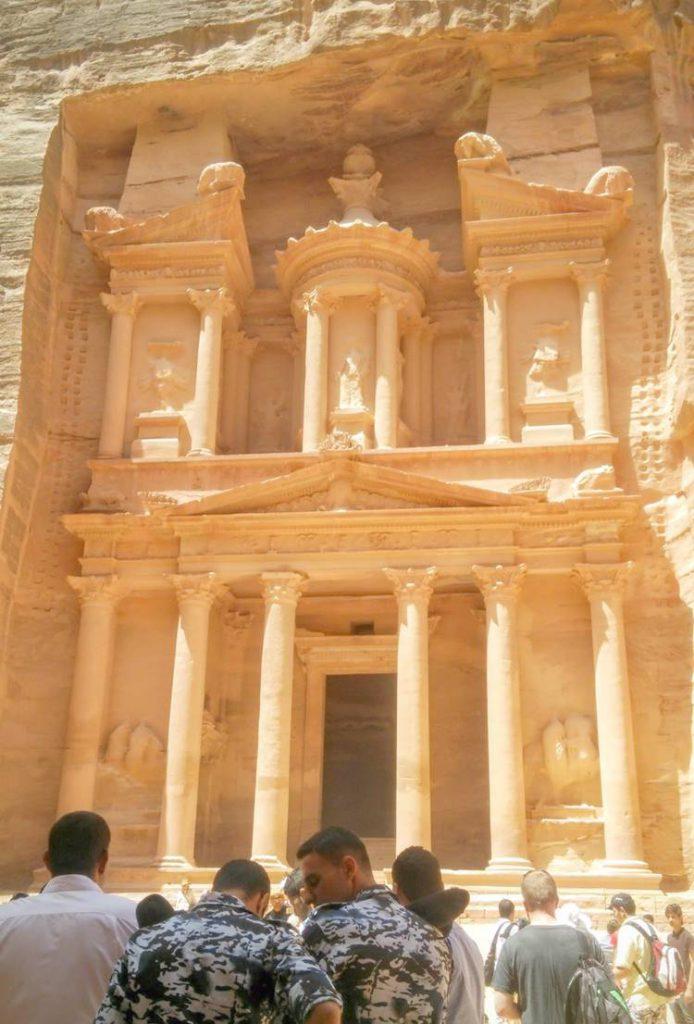 ヨルダンの観光スポット