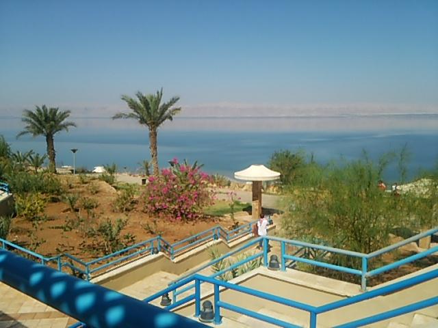 ヨルダンの海