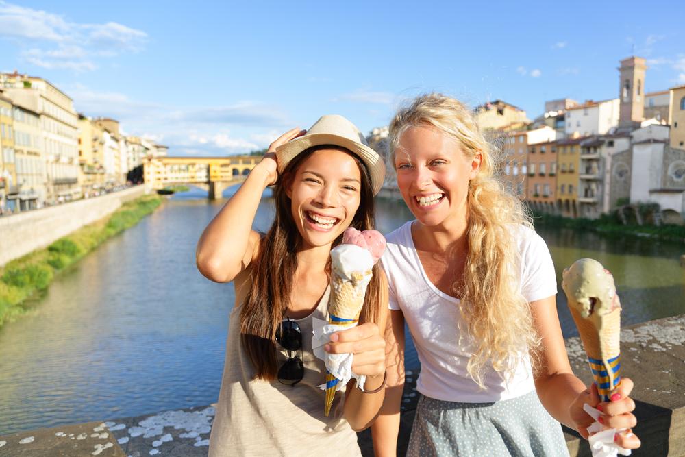 自分でコースを組み合わせて作る!イタリア満喫プチ留学
