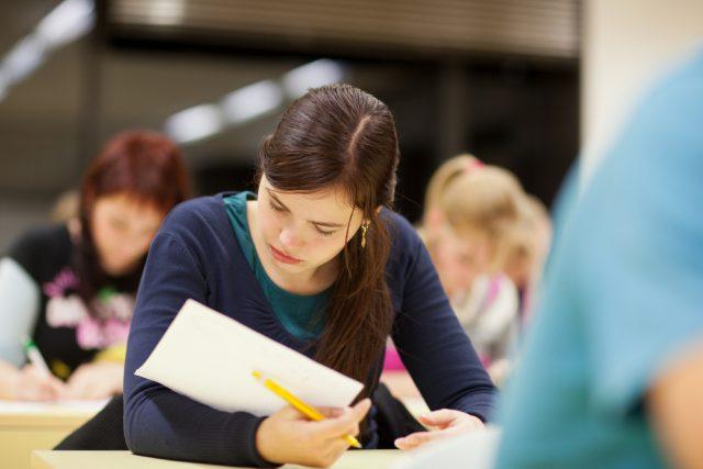 TOEFL試験