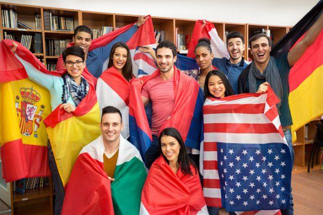 留学生の国籍
