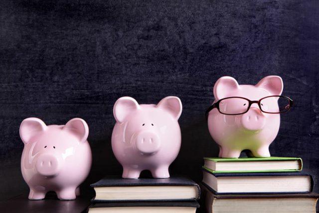 留学中の教材費