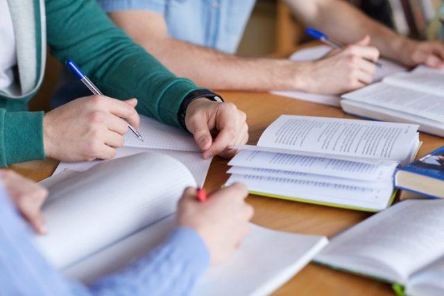 海外進学での語学力