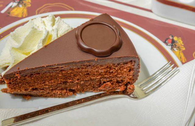 オーストリアのケーキ