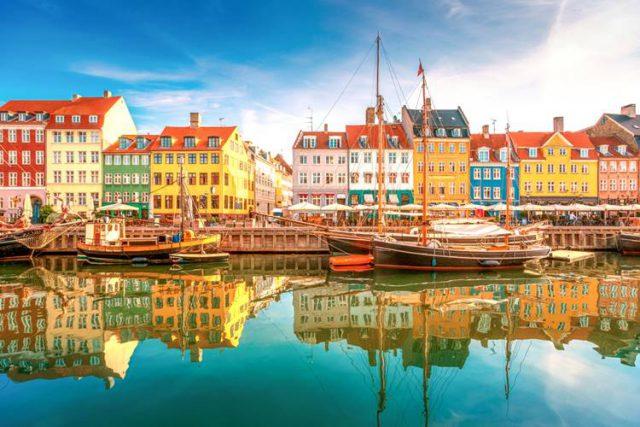 デンマークでワーキングホリデー