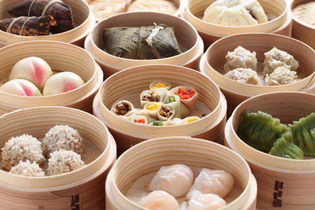 香港の料理