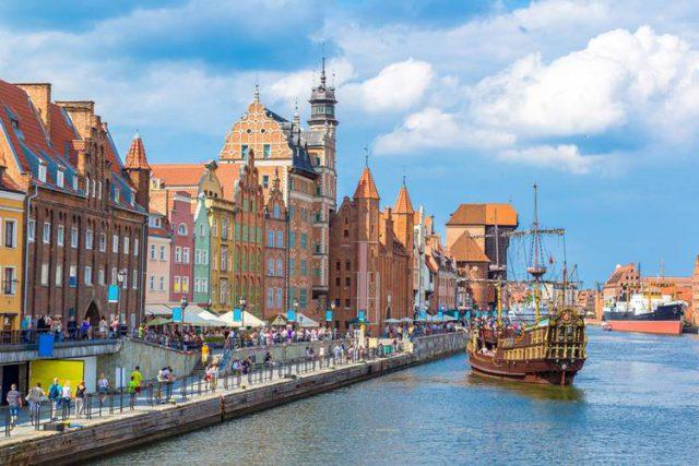 ポーランドの観光スポット