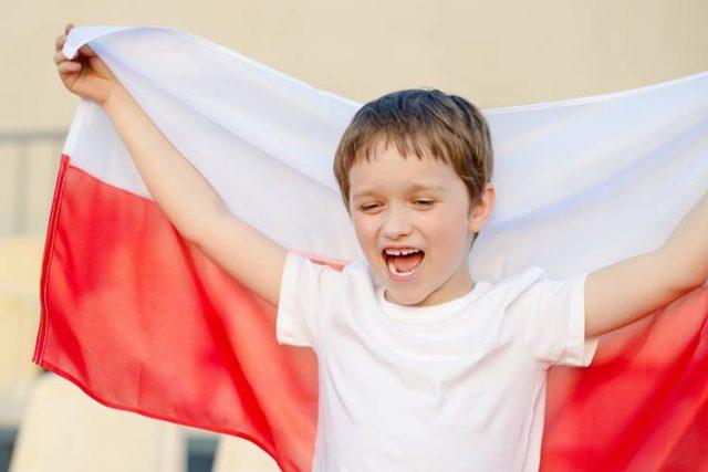 ポーランドの男の子