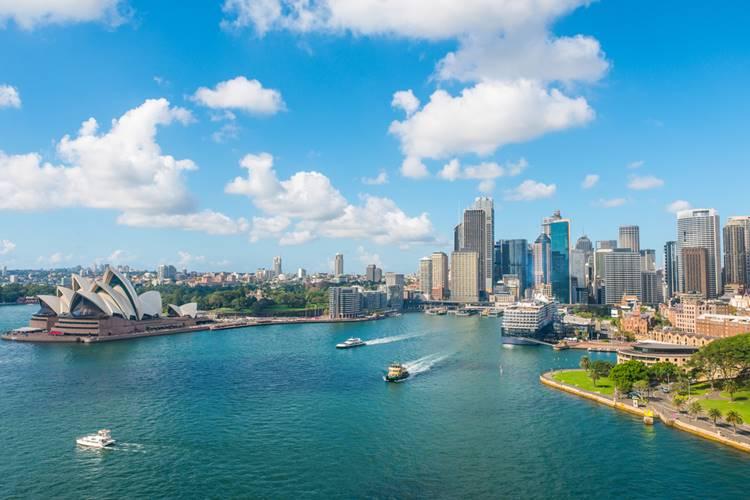 オーストラリアへワーキングホリデー!基本情報・ビザ