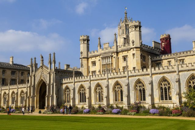 イギリスの大学院
