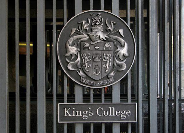 イギリスの大学院 キングスカレッジ