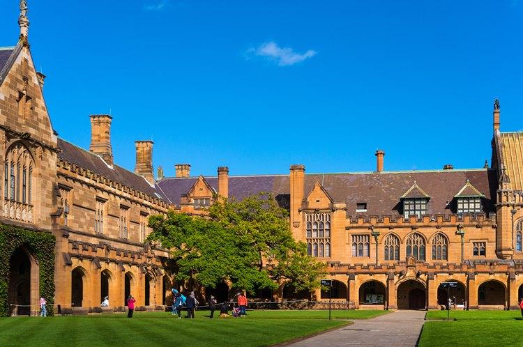 オーストラリアの大学