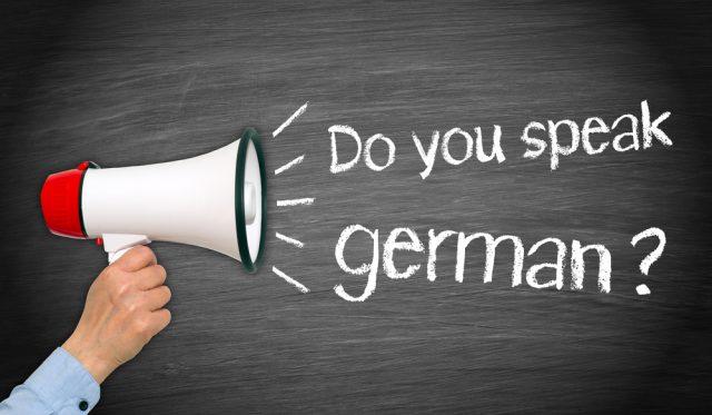 ドイツ留学で英語