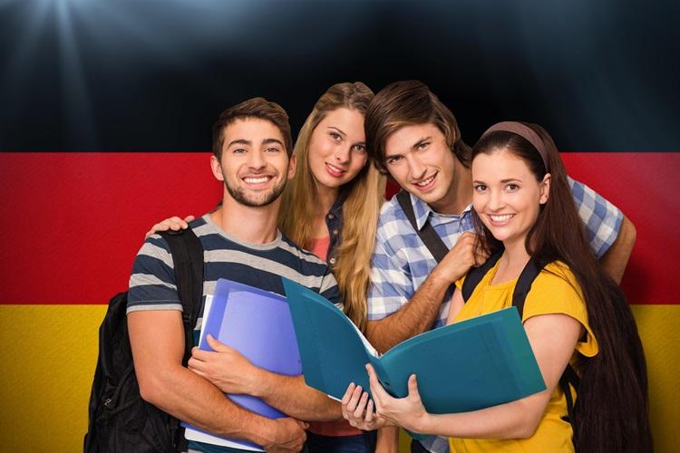 ドイツの語学学校に短期留学