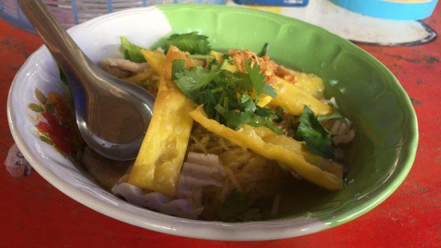 タイの食事