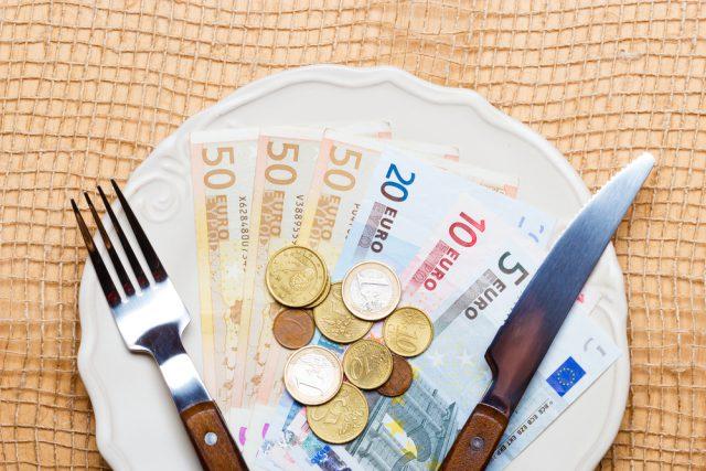 ドイツ留学中の食費