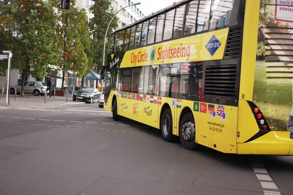 ドイツのバス