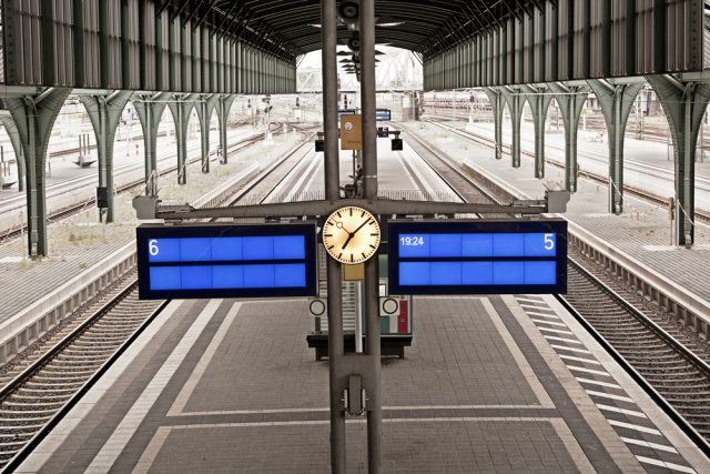 ドイツの鉄道