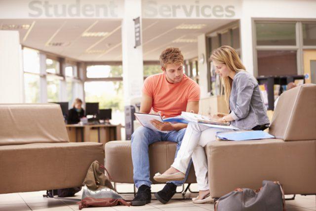 大学留学先でのサポート