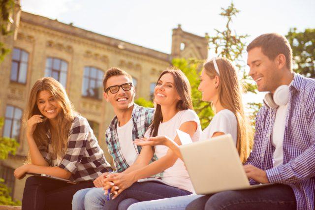 留学中の語学力向上