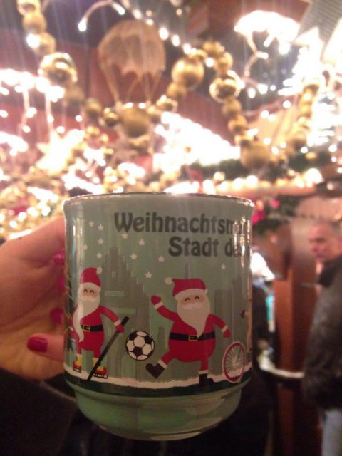 クリスマスのワイン