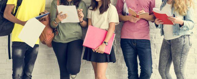 留学中の服装