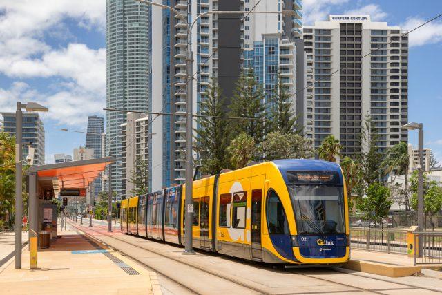オーストラリア ゴールドコーストの交通機関