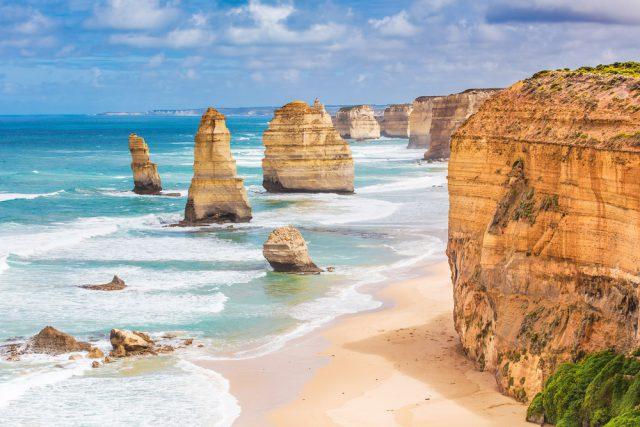 オーストラリア シドニーのグレートオーシャンロード
