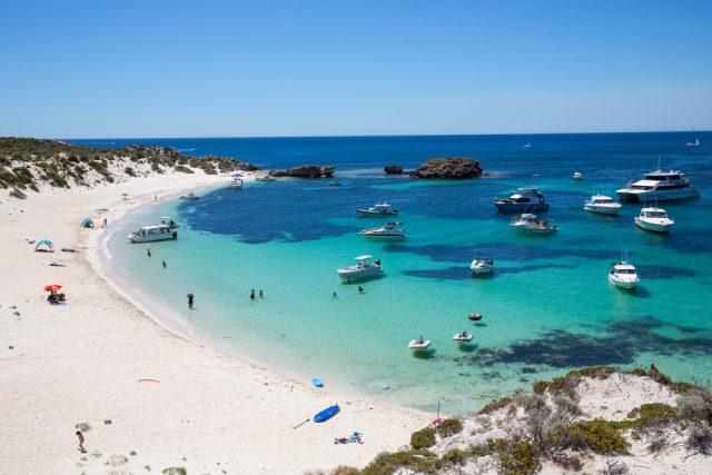 オーストラリア パースのロットネスト島