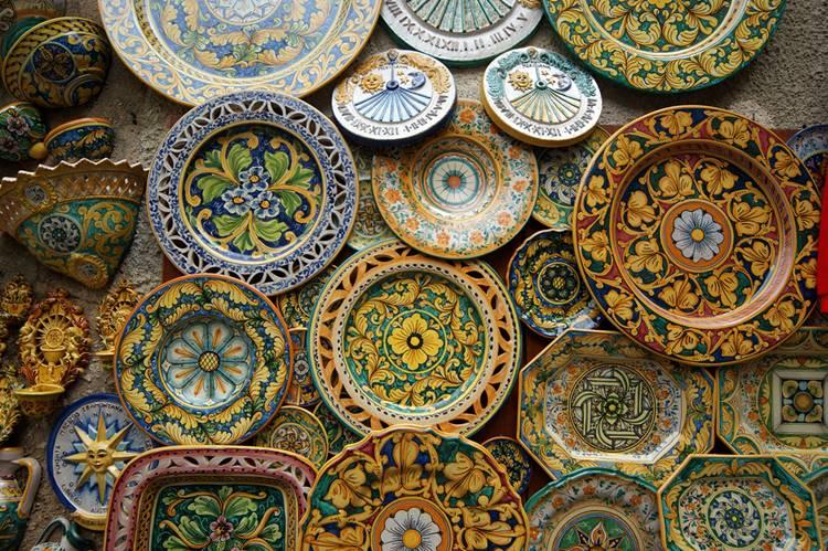 イタリア陶芸体験
