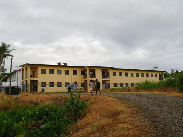 フィジー語学学校の寮