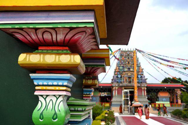 フィジー スリ ジヴァ スブラマニア寺院