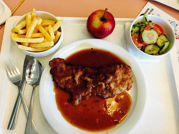 ドイツの学食