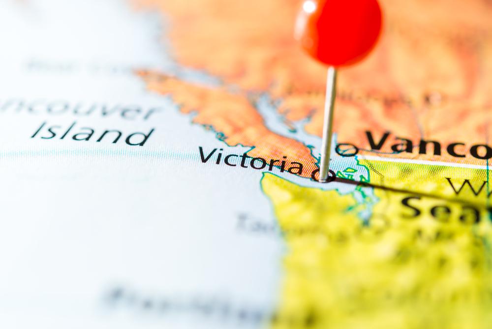 カナダ ビクトリアで語学留学