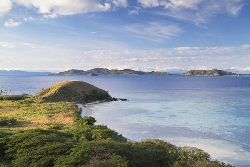 フィジー ママヌザ諸島