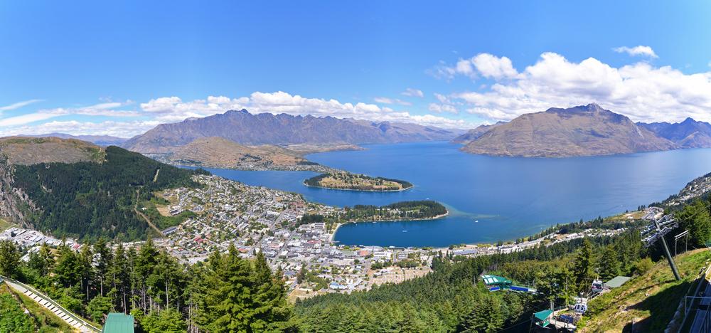 ニュージーランド クイーンズタウンで語学留学