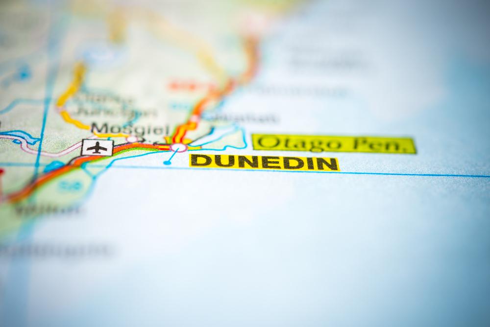 ニュージーランド ダニーデンで語学留学