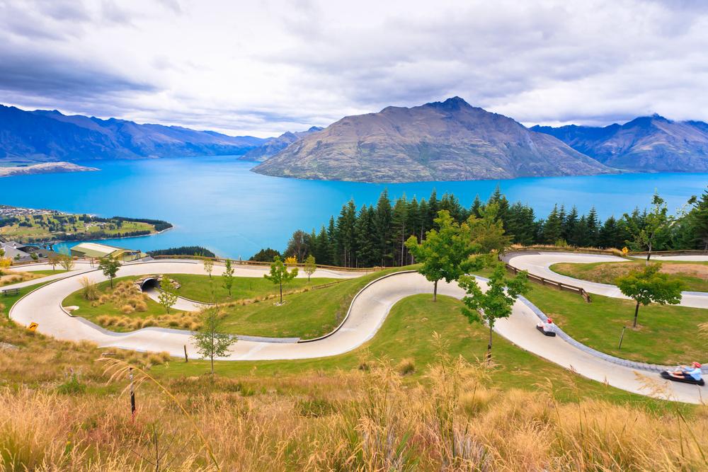 ニュージーランド スカイラインルージュ