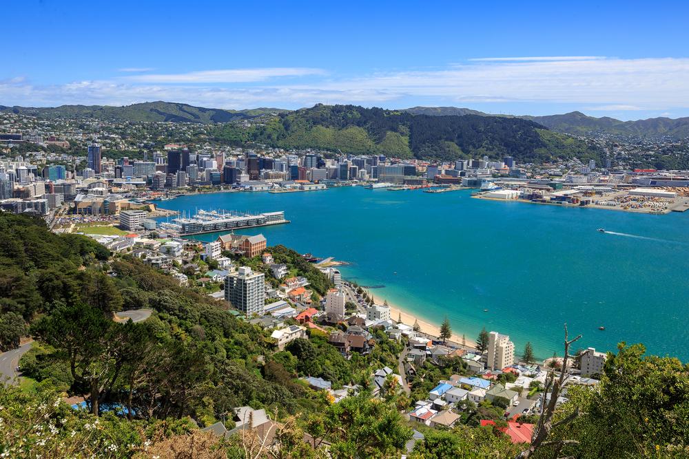 ニュージーランド ウェリントンで語学留学