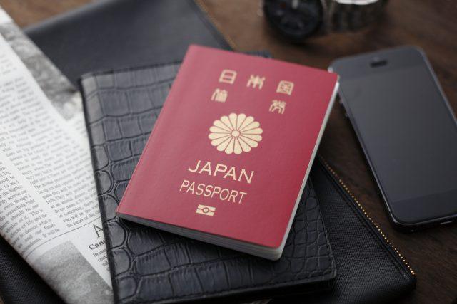 銀行口座開設に必要なパスポート