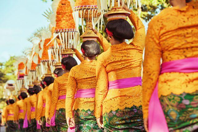 インドネシア バリの女性
