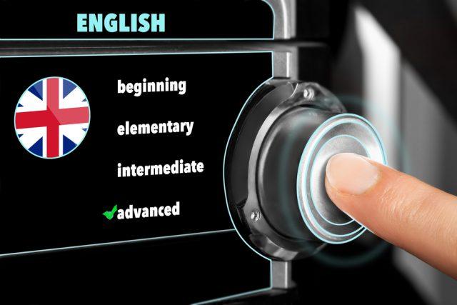 語学力のレベル