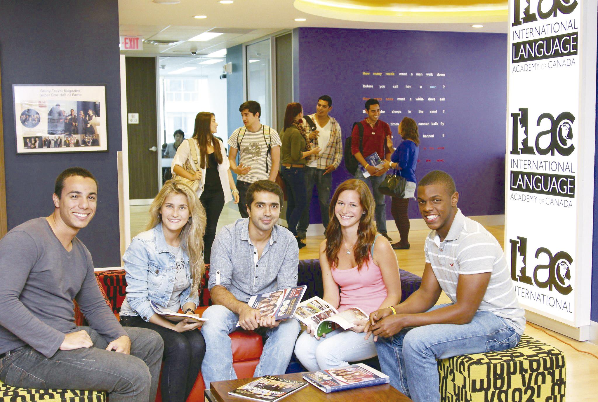 カナダ トロント留学ILAC