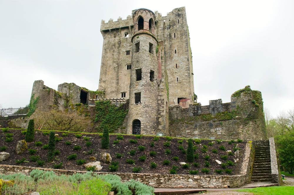 アイルランド コークのブラーニー城