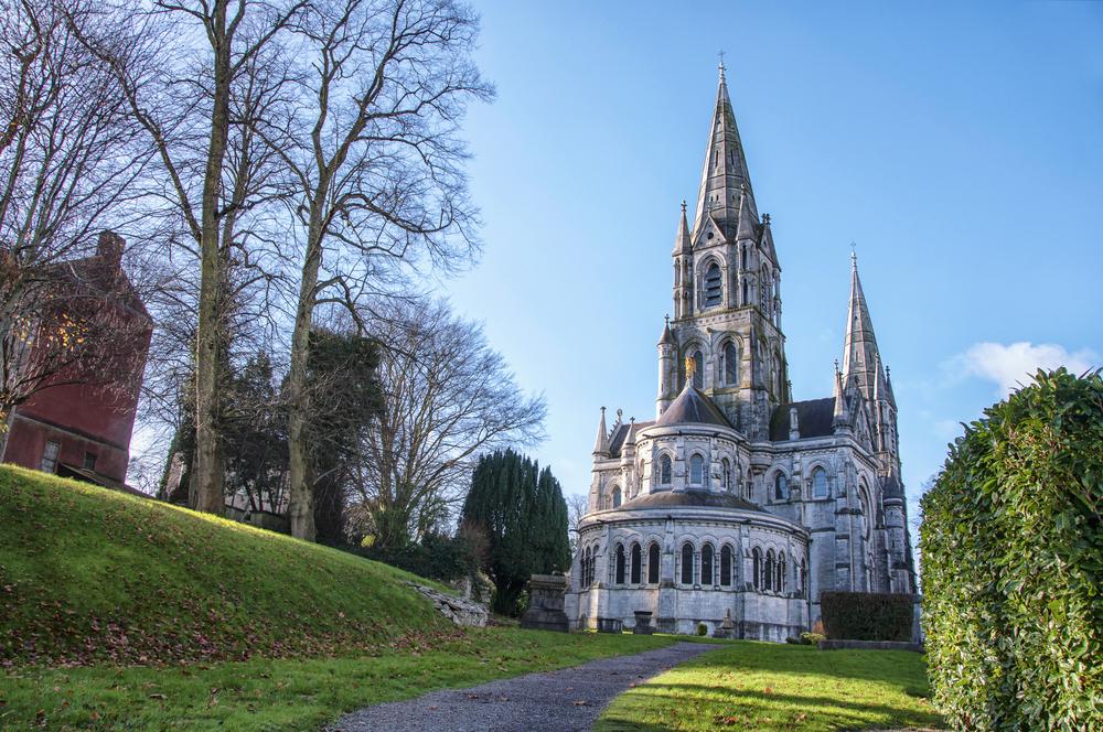 アイルランド コークの聖フィンバー大聖堂