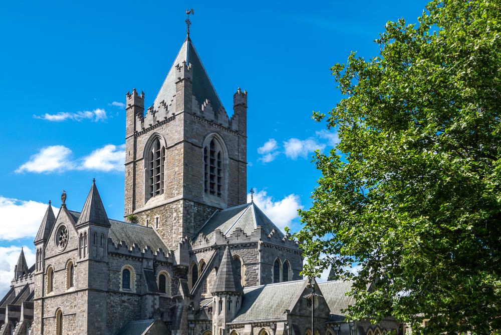 アイルランド ダブリン クライストチャーチ大聖堂
